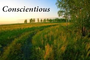 conscientious